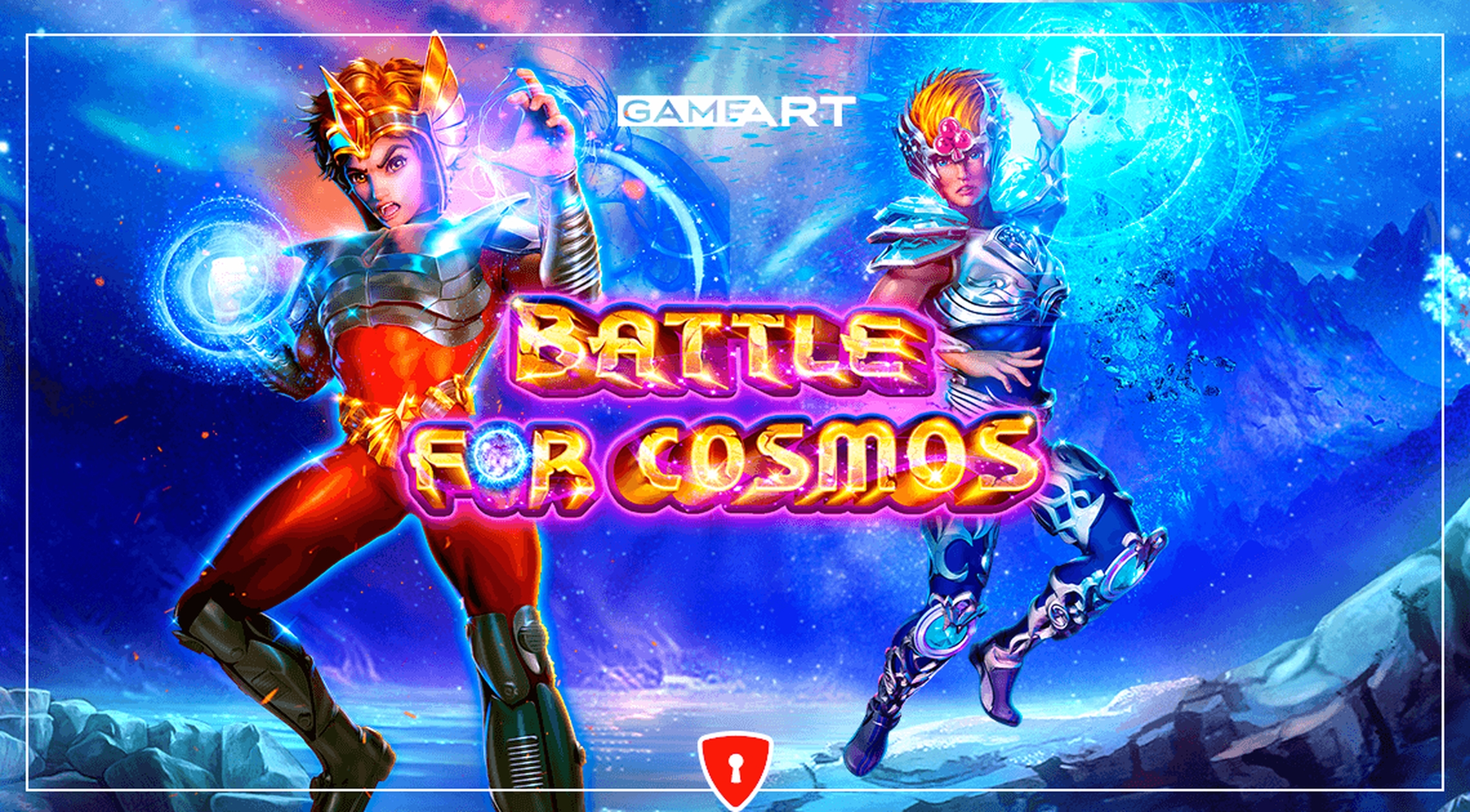 The Battle For Cosmos Online Slot Demo Game by GameArt