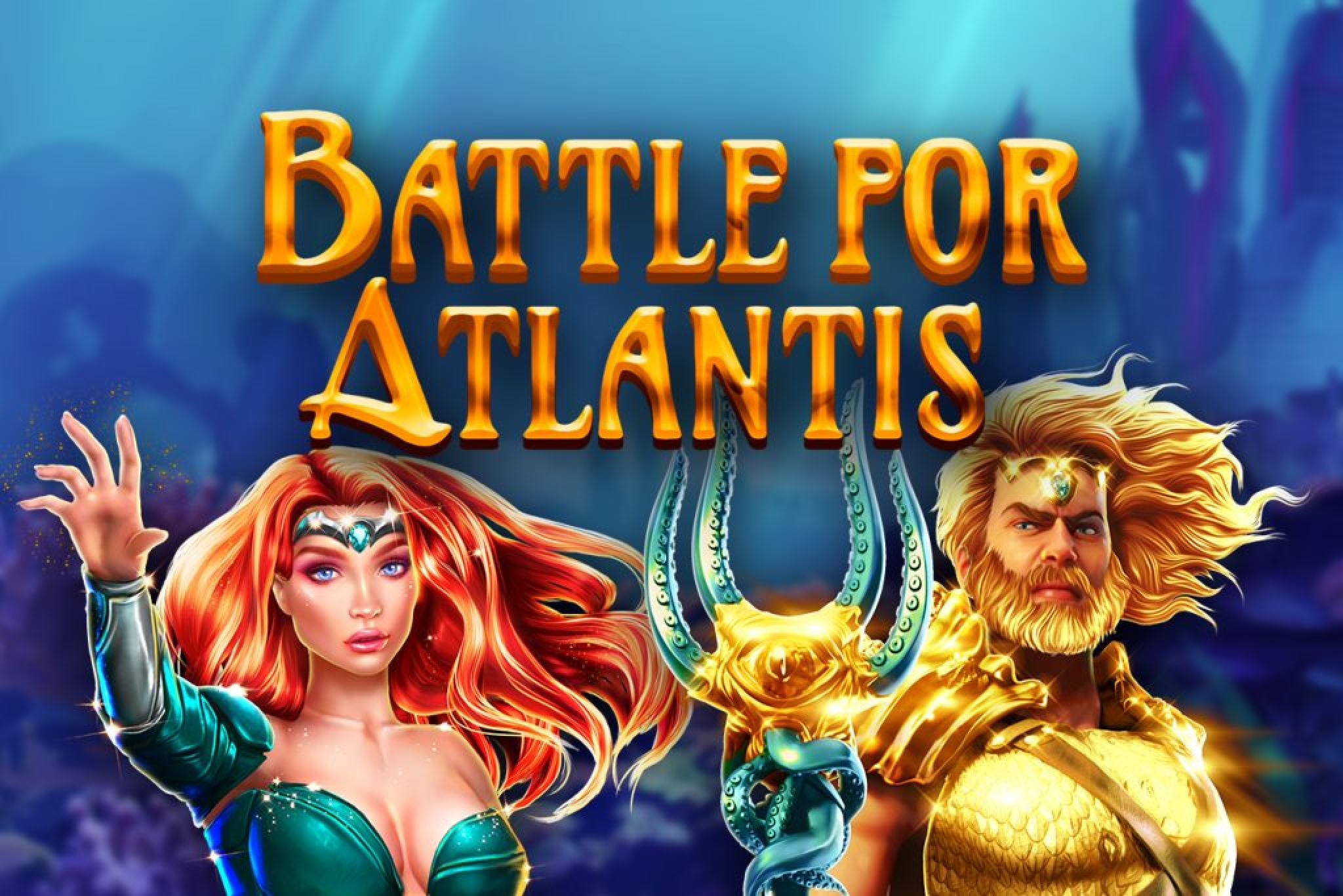 The Battle for Atlantis Online Slot Demo Game by GameArt