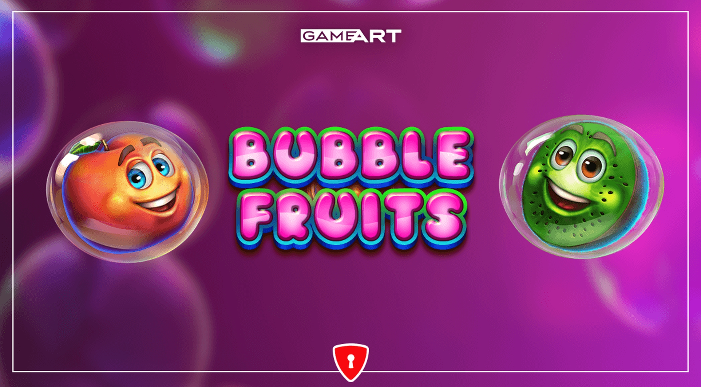 The Bubble Fruits Online Slot Demo Game by GameArt