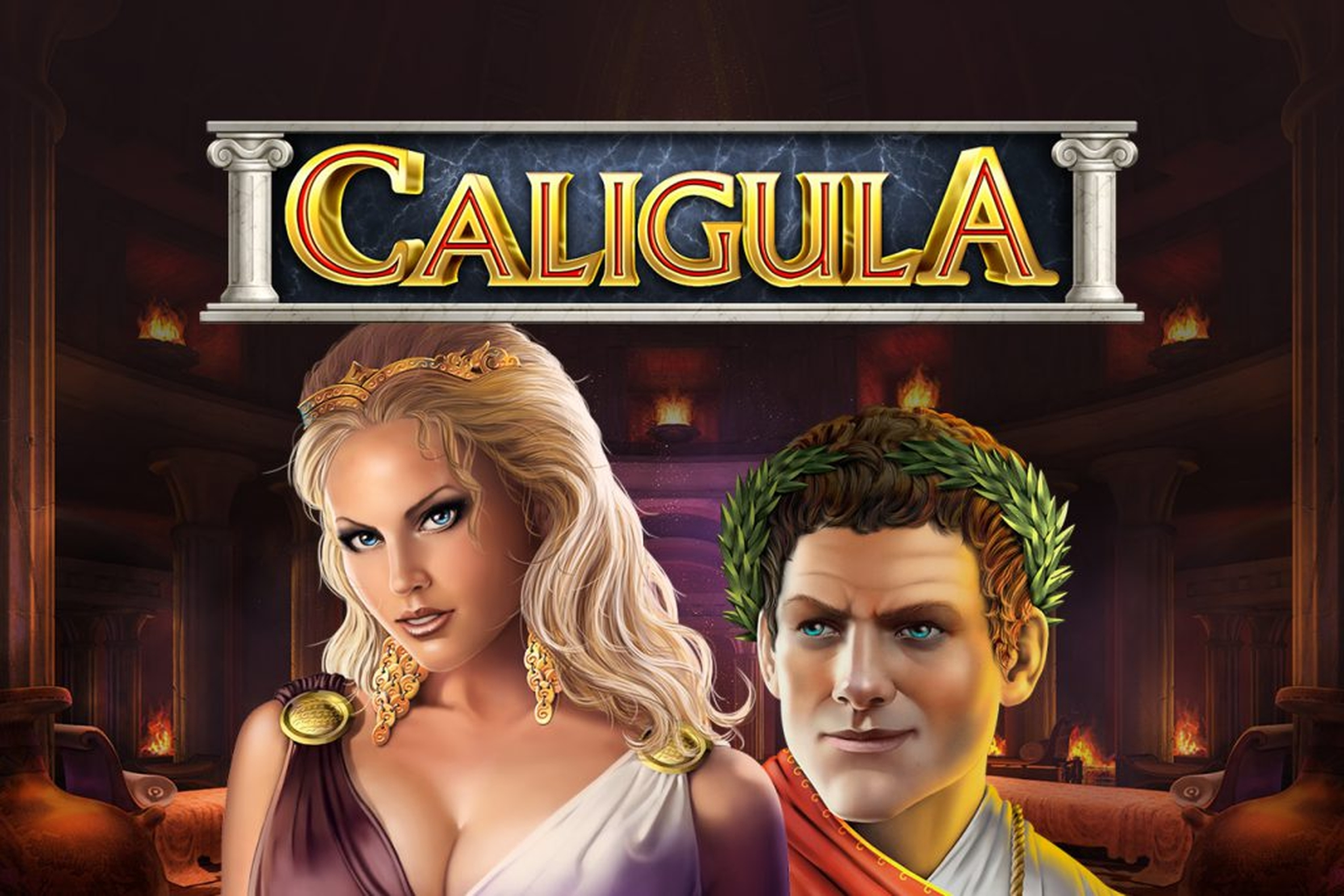 The Caligula Online Slot Demo Game by GameArt