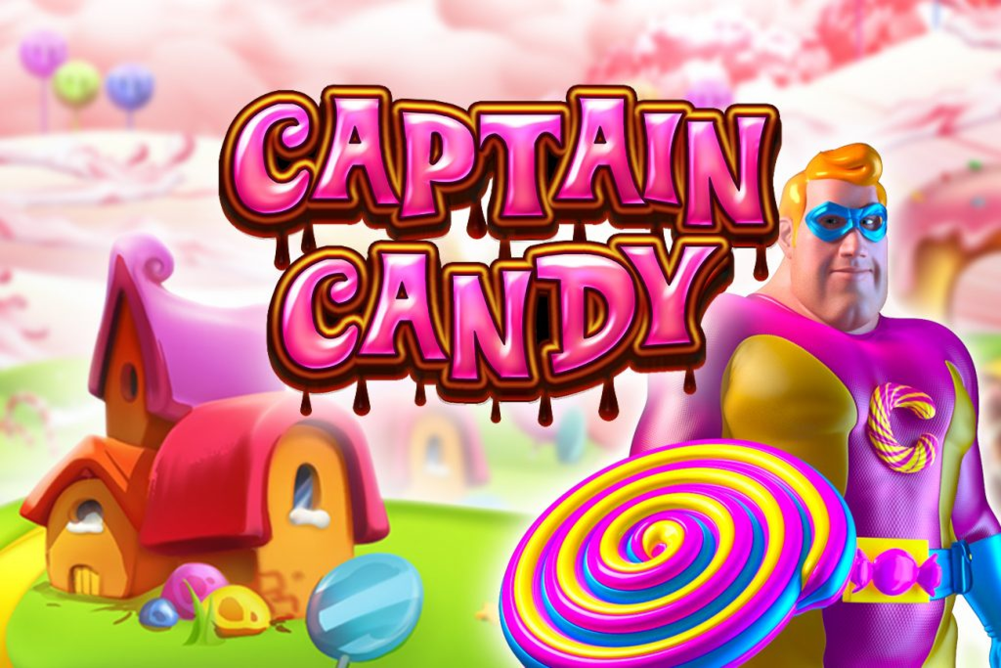 The Captain Candy Online Slot Demo Game by GameArt