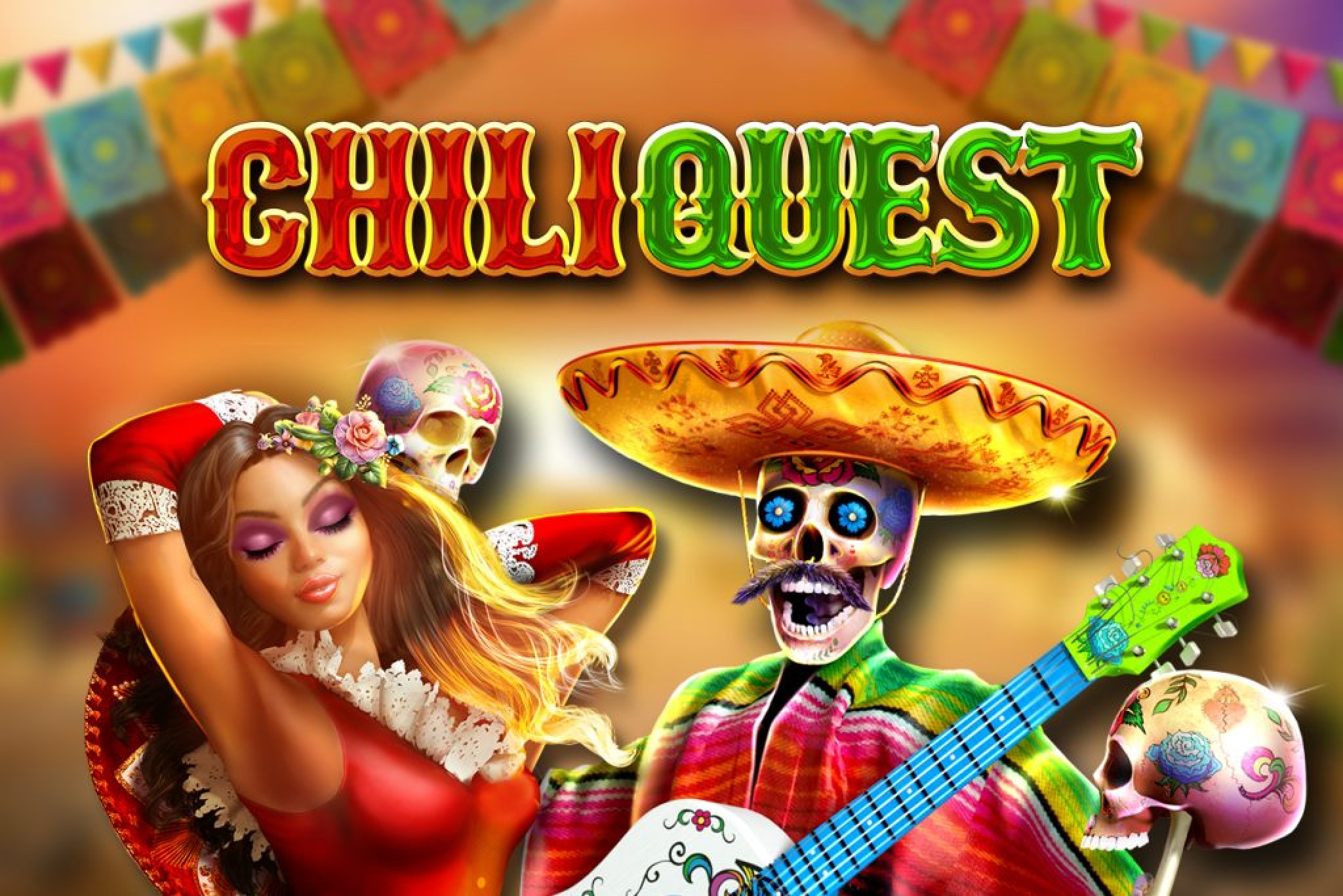 The Chili Quest Online Slot Demo Game by GameArt