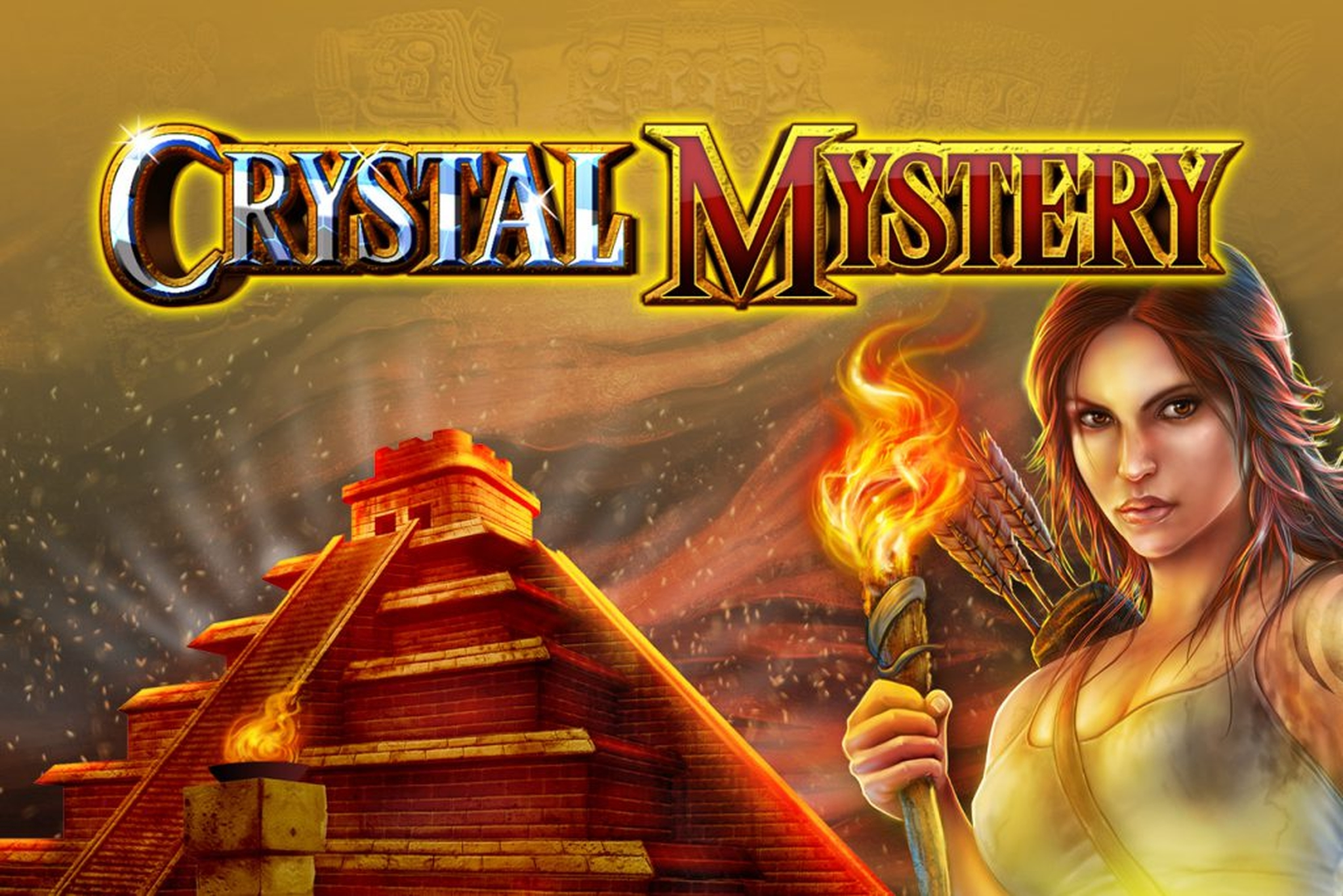 The Crystal Mystery Online Slot Demo Game by GameArt