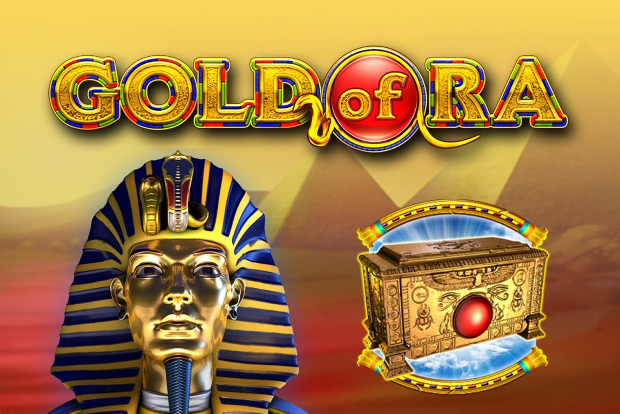 The Gold Of Ra Online Slot Demo Game by GameArt