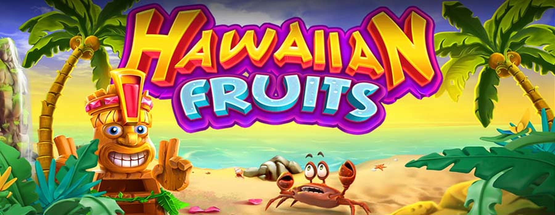 The Hawaiian Fruits Online Slot Demo Game by GameArt