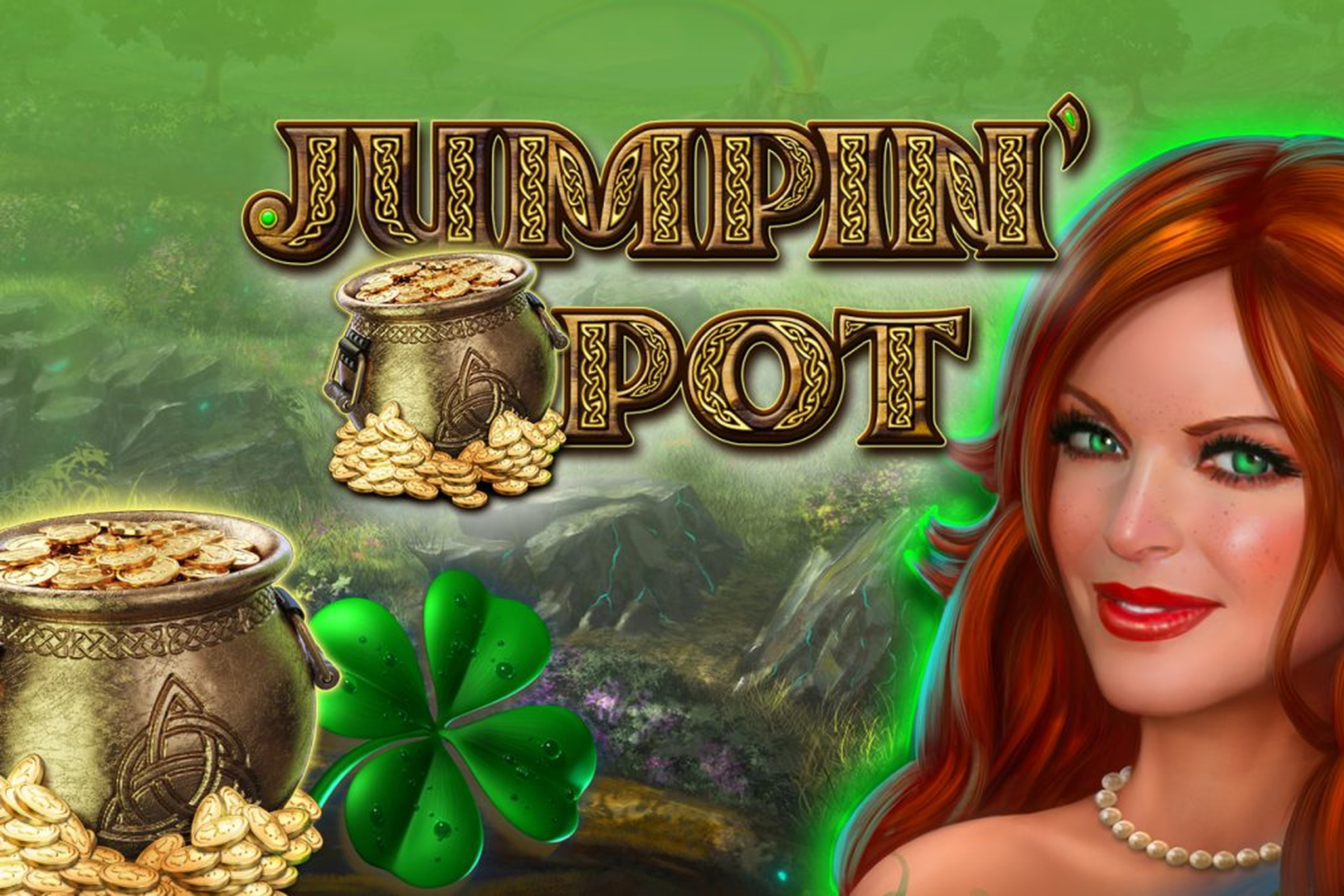 The Jumpin Pot Online Slot Demo Game by GameArt