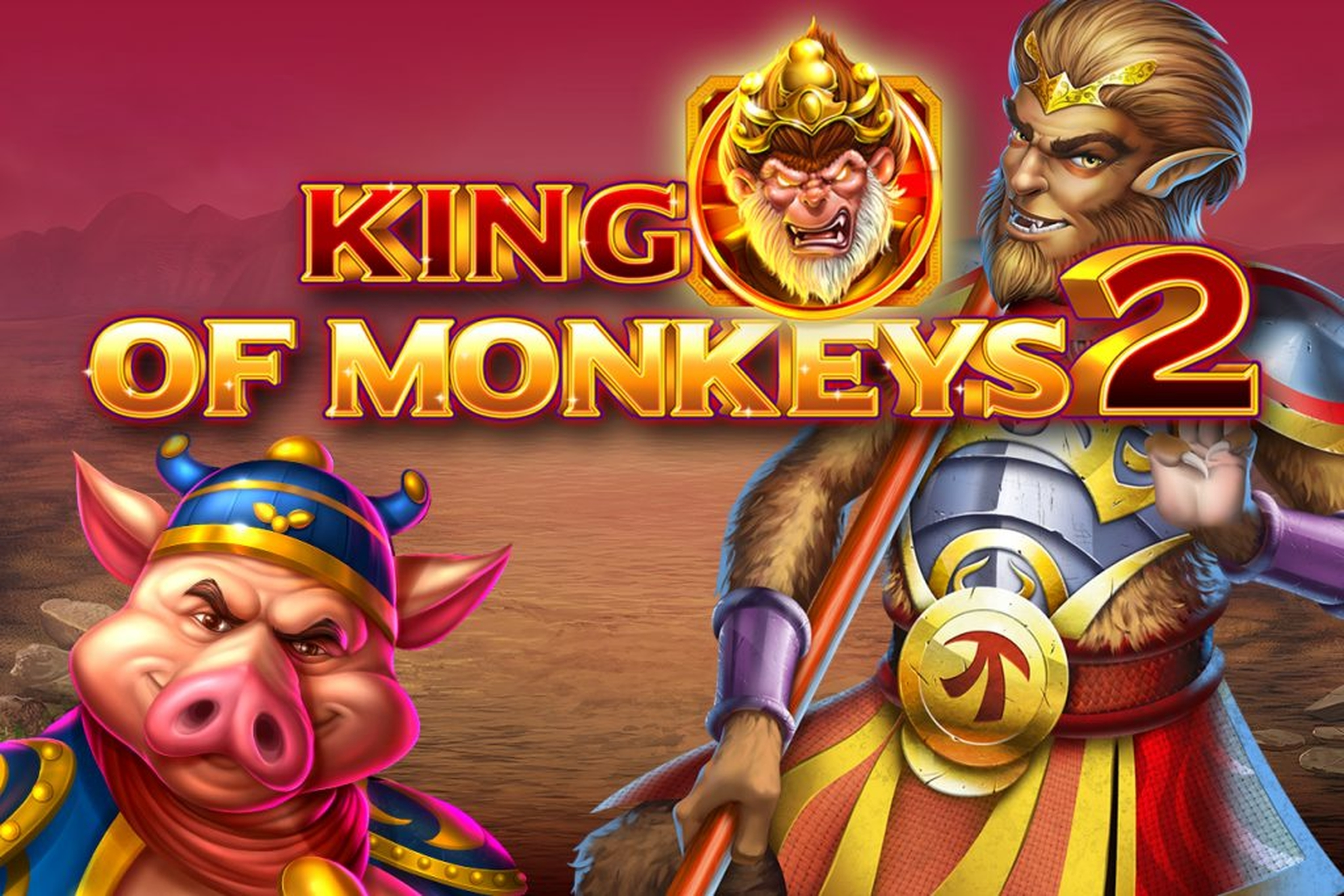The King Of Monkeys 2 Online Slot Demo Game by GameArt