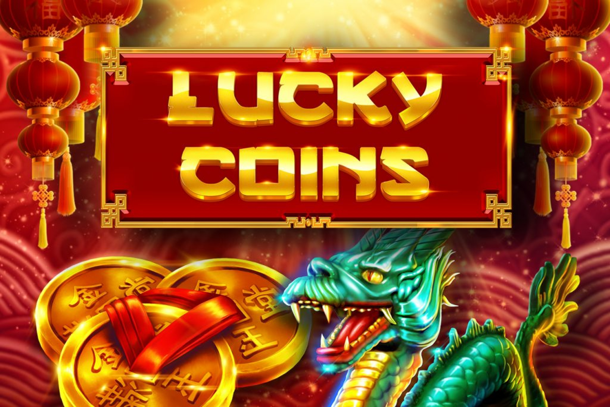 The Lucky Coins Online Slot Demo Game by GameArt
