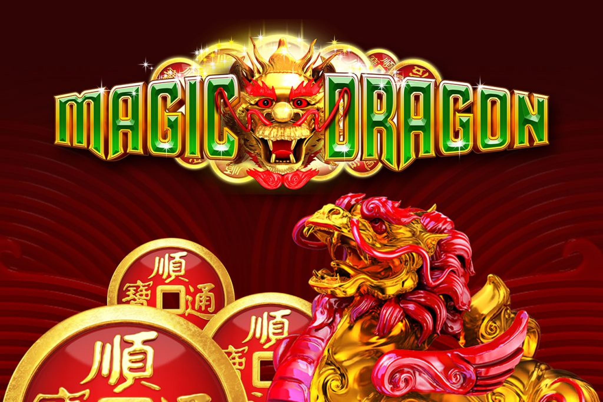 The Magic Dragon Online Slot Demo Game by GameArt