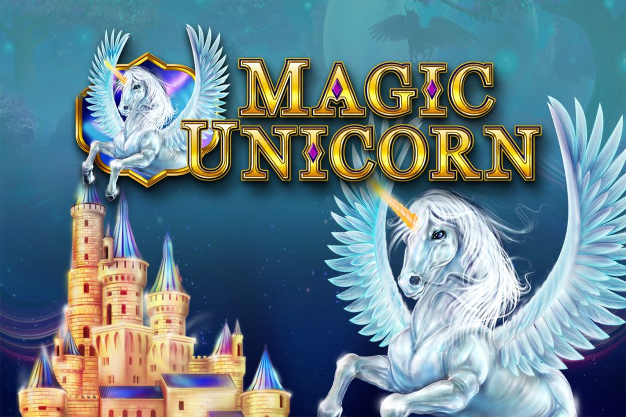 The Magic Unicorn Online Slot Demo Game by GameArt