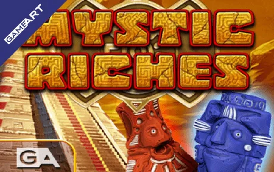 The Mystic Riches Online Slot Demo Game by GameArt