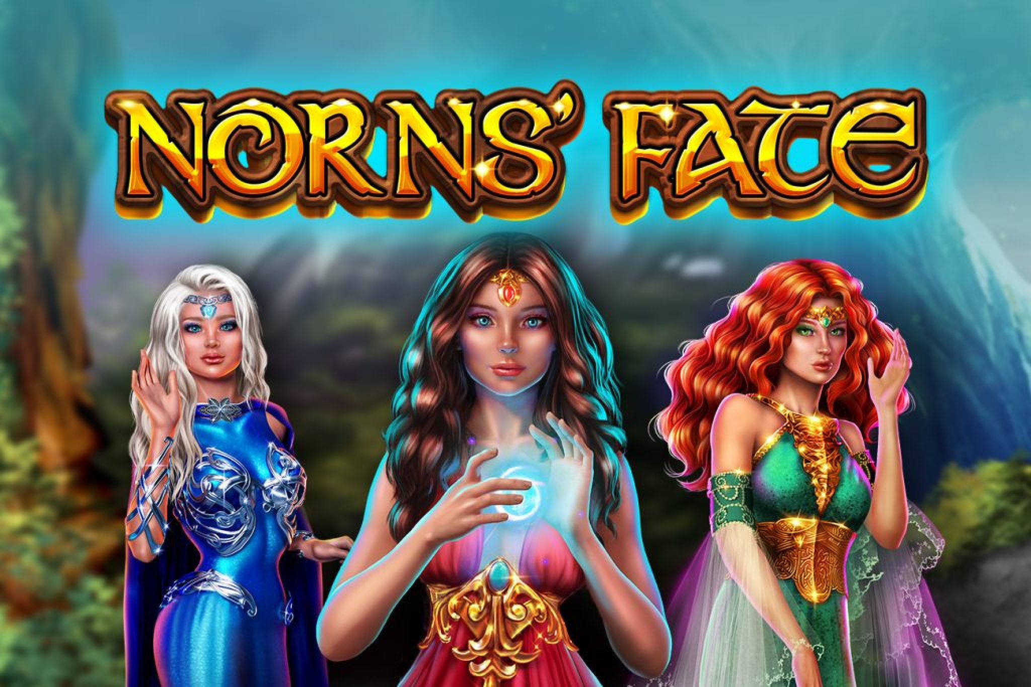 The Norns Fate Online Slot Demo Game by GameArt