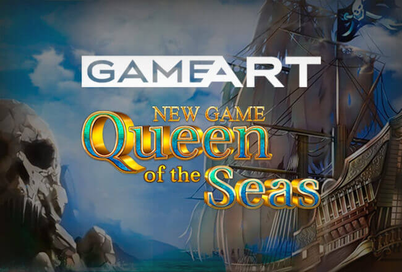 The Pirate Queen (GameArt) Online Slot Demo Game by GameArt