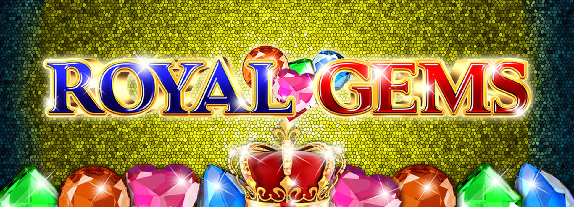 The Royal Gems (GameArt) Online Slot Demo Game by GameArt