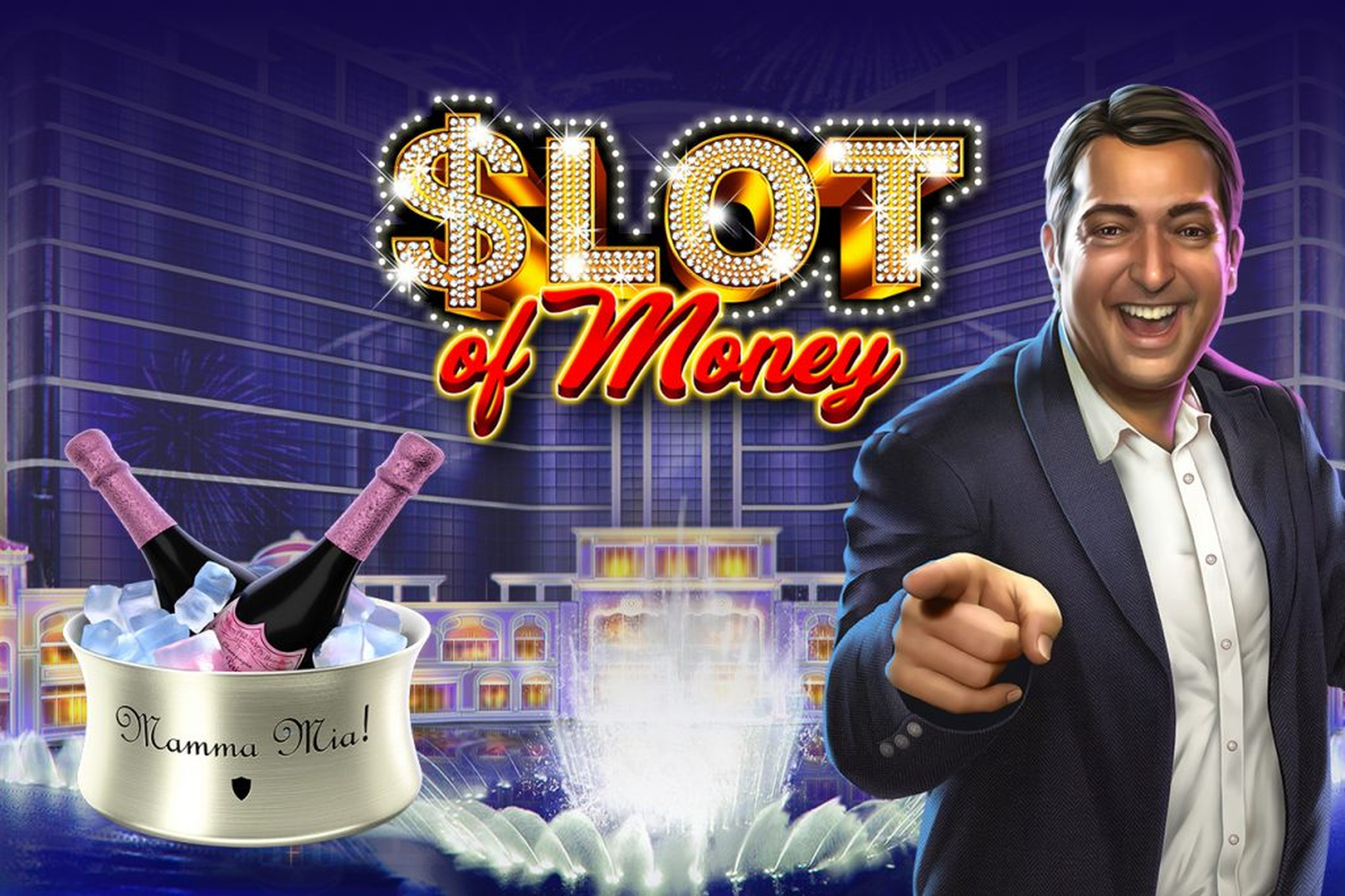 The Slot Of Money Online Slot Demo Game by GameArt