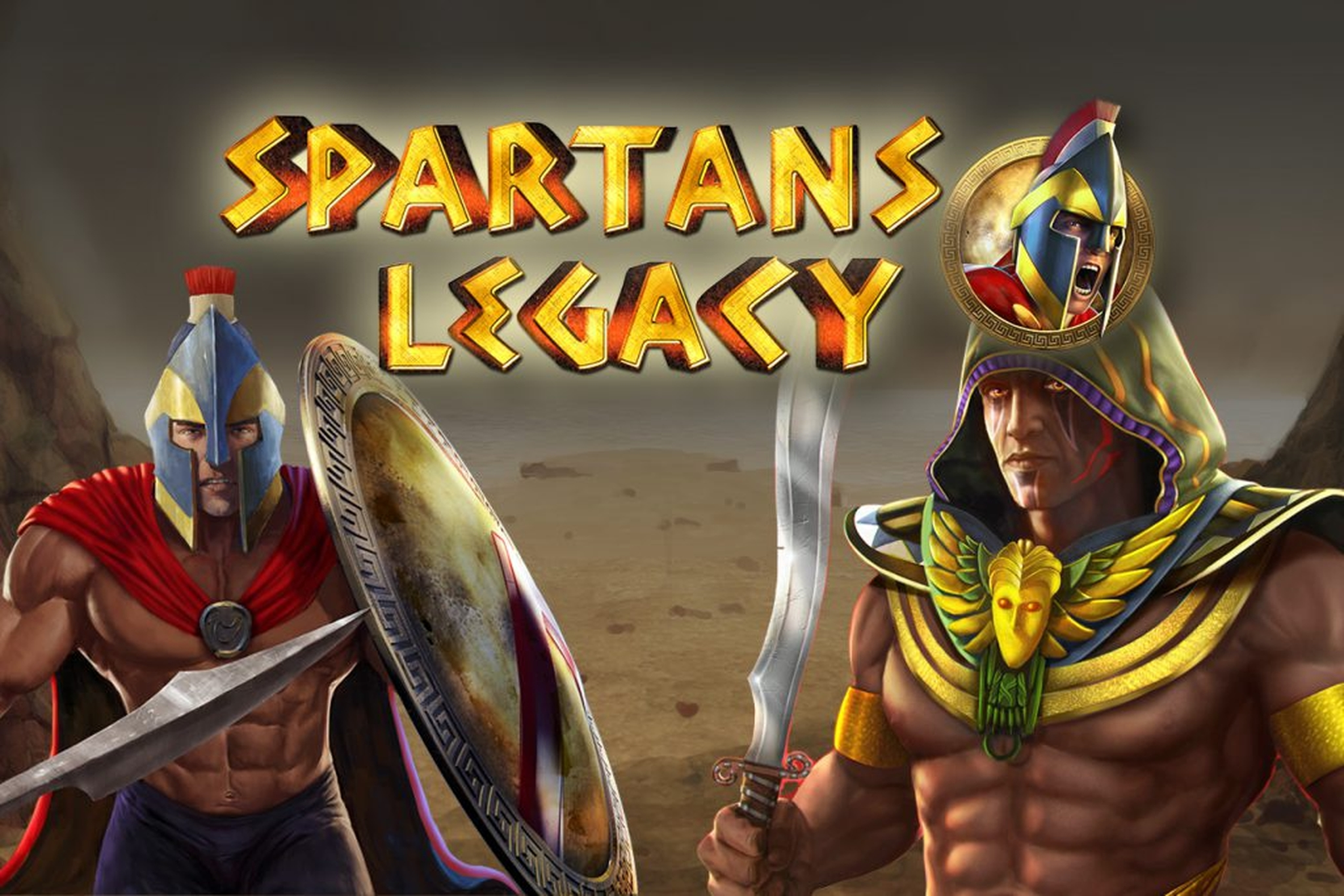 The Spartans Legacy Online Slot Demo Game by GameArt