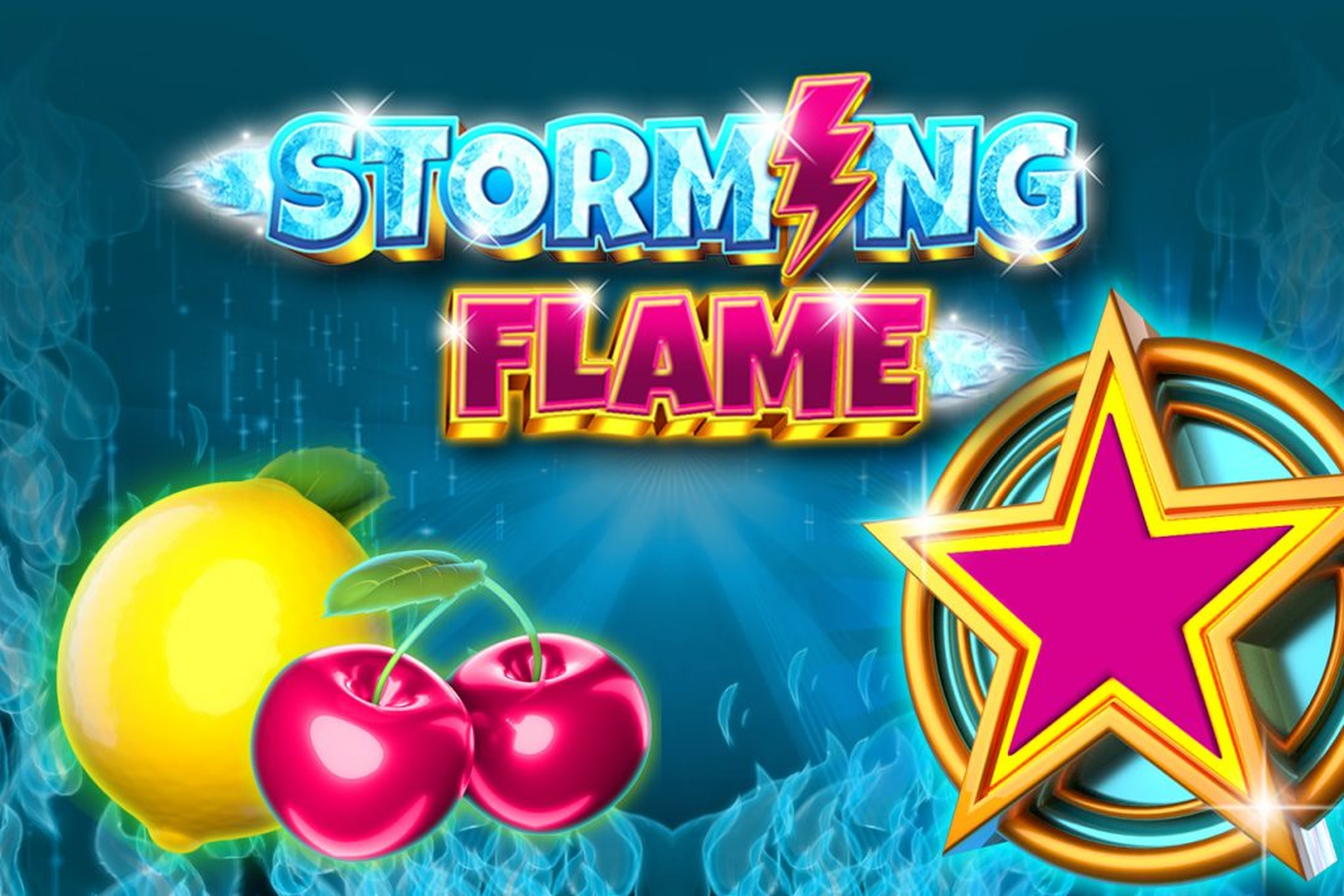 The Storming Flame Online Slot Demo Game by GameArt