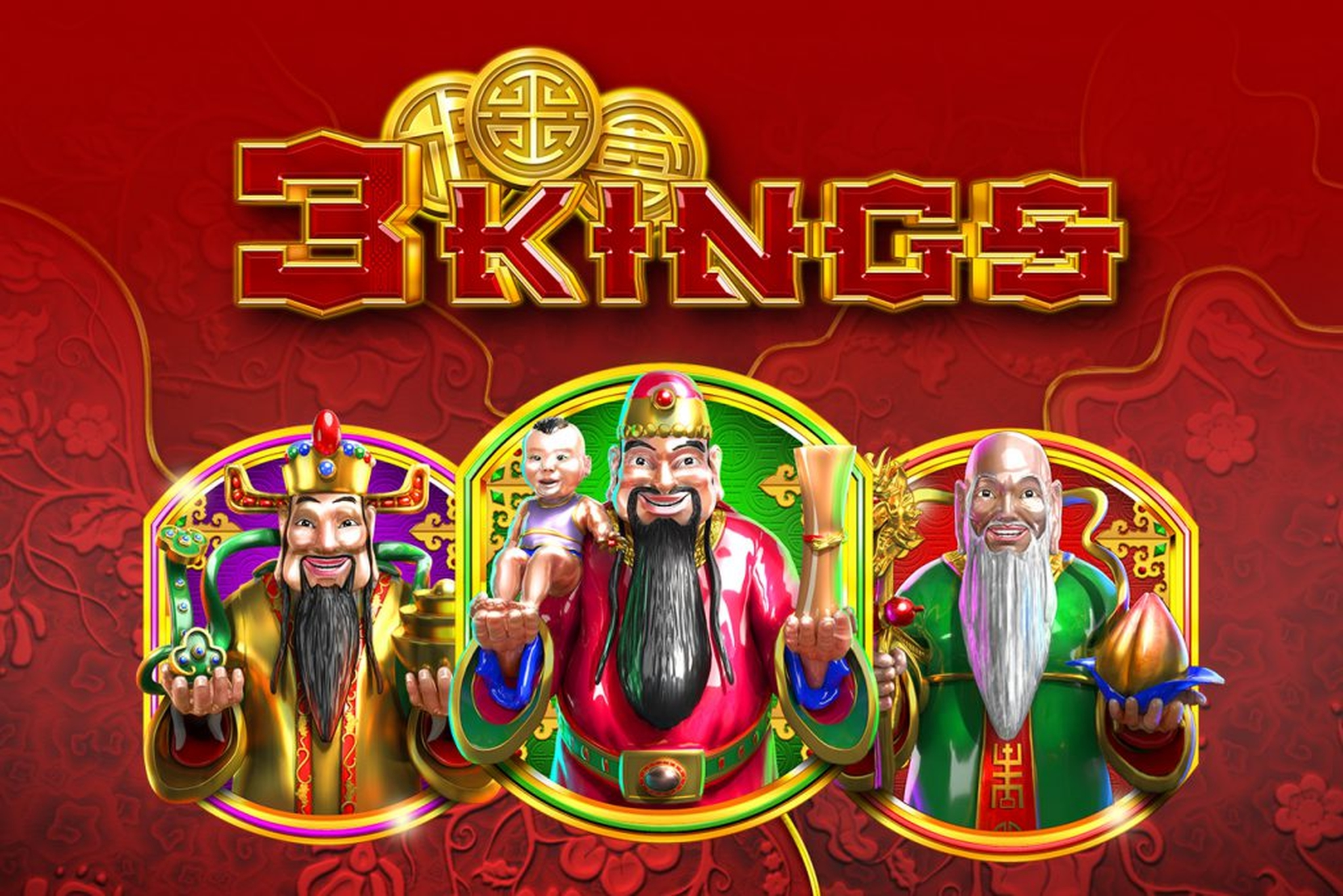 The Three Kings Online Slot Demo Game by GameArt