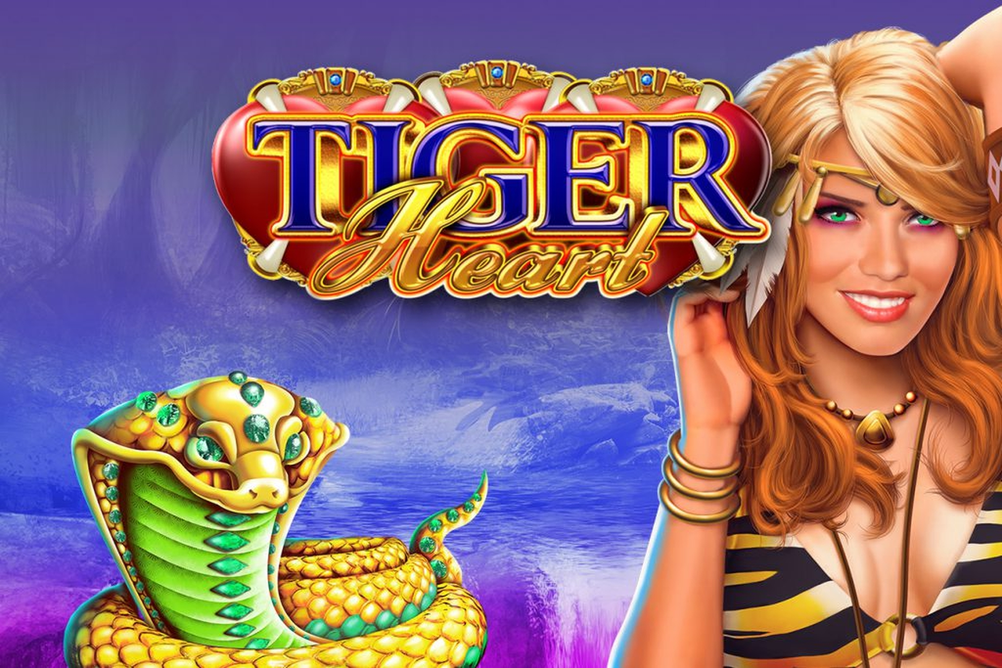 The Tiger Heart Online Slot Demo Game by GameArt