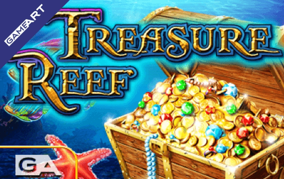 The Treasure Reef Online Slot Demo Game by GameArt