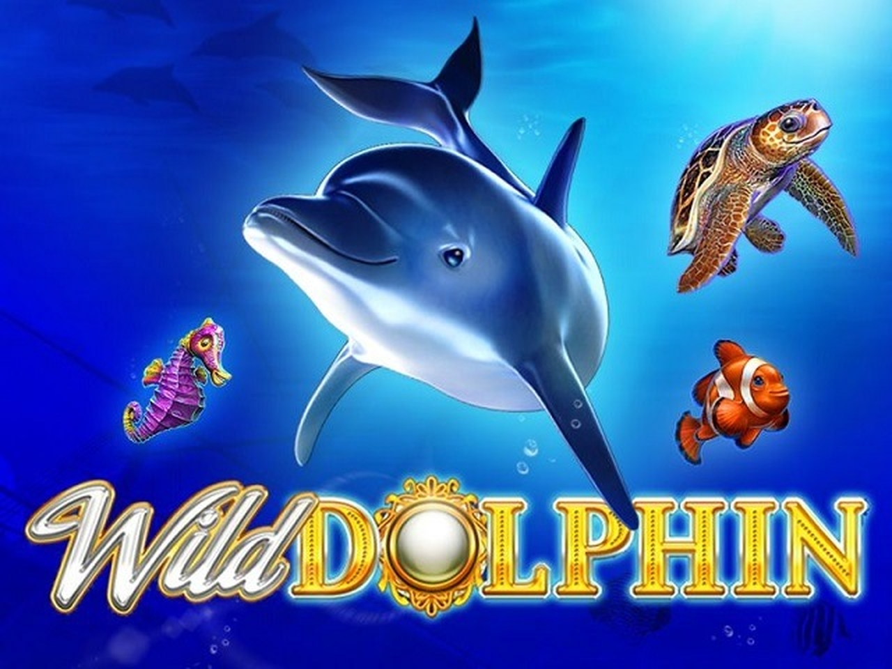The Wild Dolphin Online Slot Demo Game by GameArt