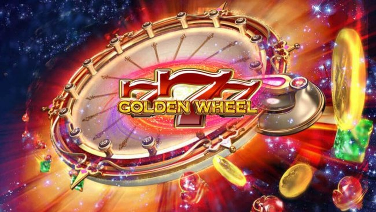 Reels in 777 Golden Wheel Slot Game by Gameplay Interactive