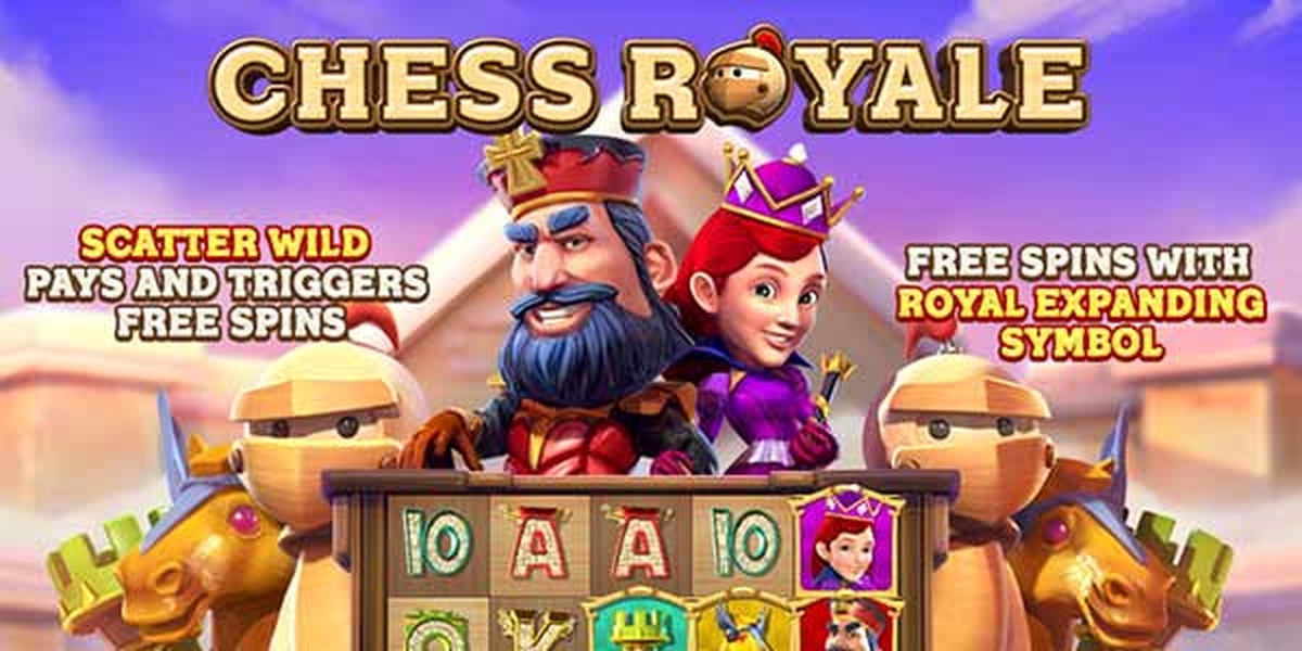 The Chess Royale Online Slot Demo Game by Gameplay Interactive