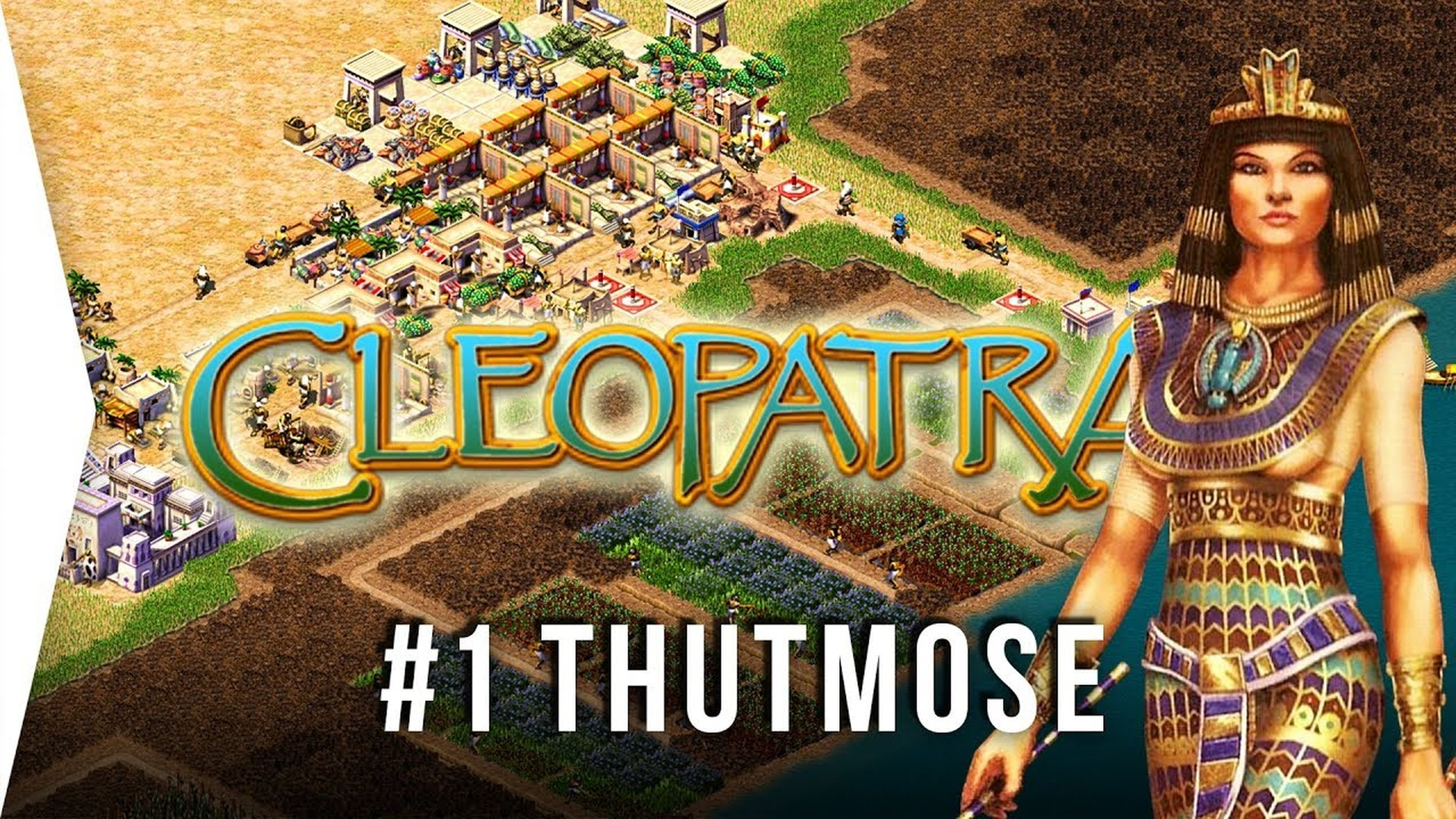 The Cleopatra (GamePlay) Online Slot Demo Game by Gameplay Interactive