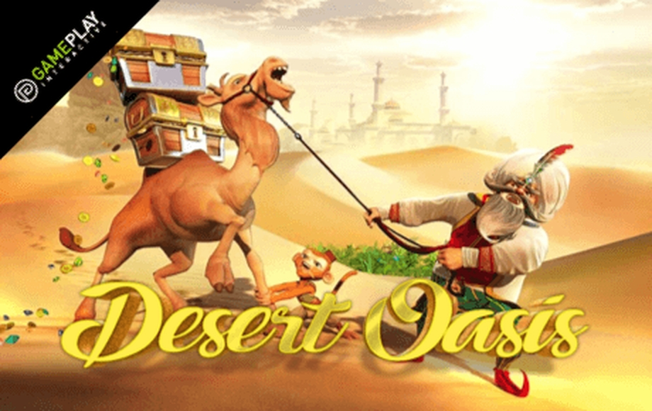 The Desert Oasis Online Slot Demo Game by Gameplay Interactive