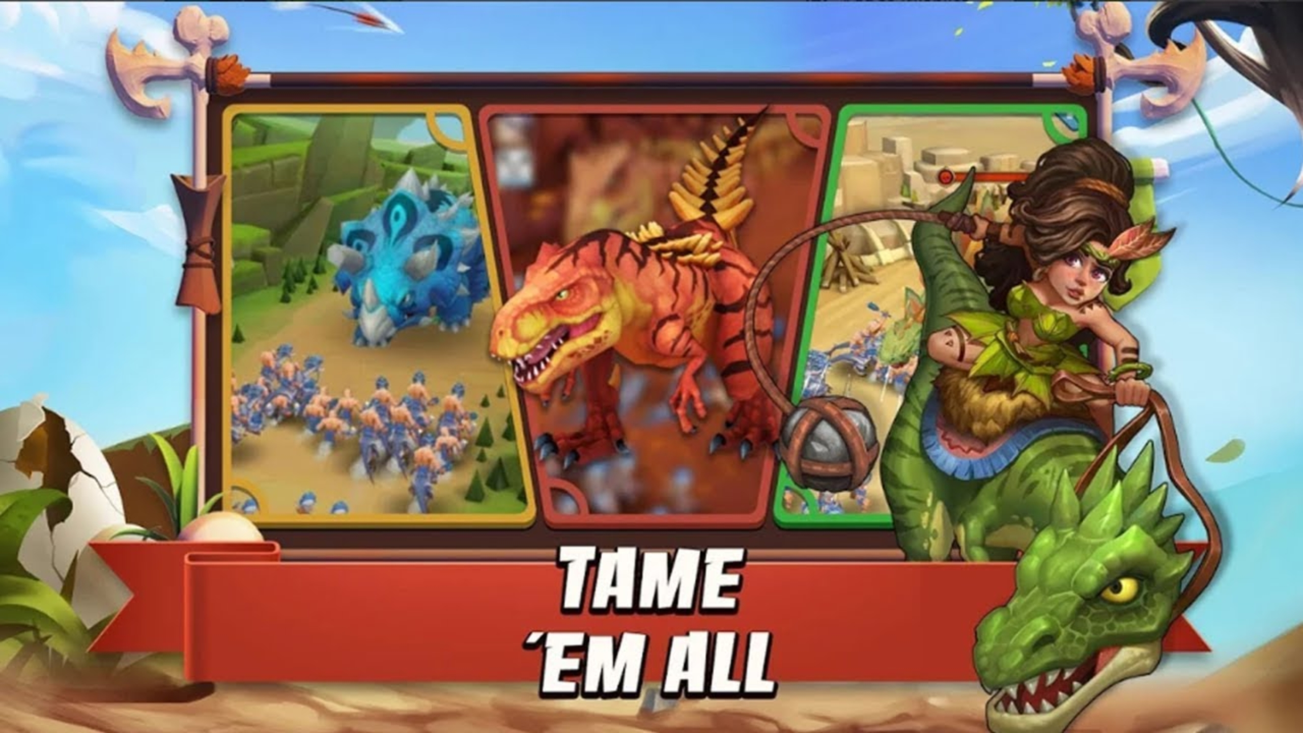 The Dino Age Online Slot Demo Game by Gameplay Interactive