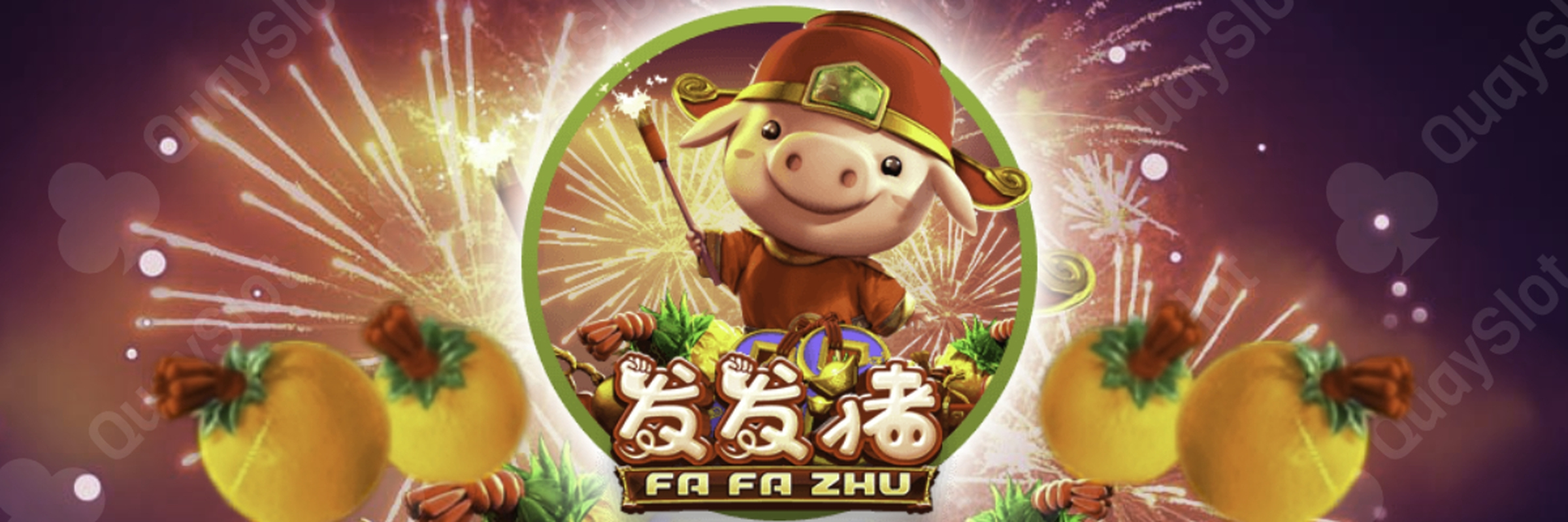 The Fa Fa Zhu Online Slot Demo Game by Gameplay Interactive