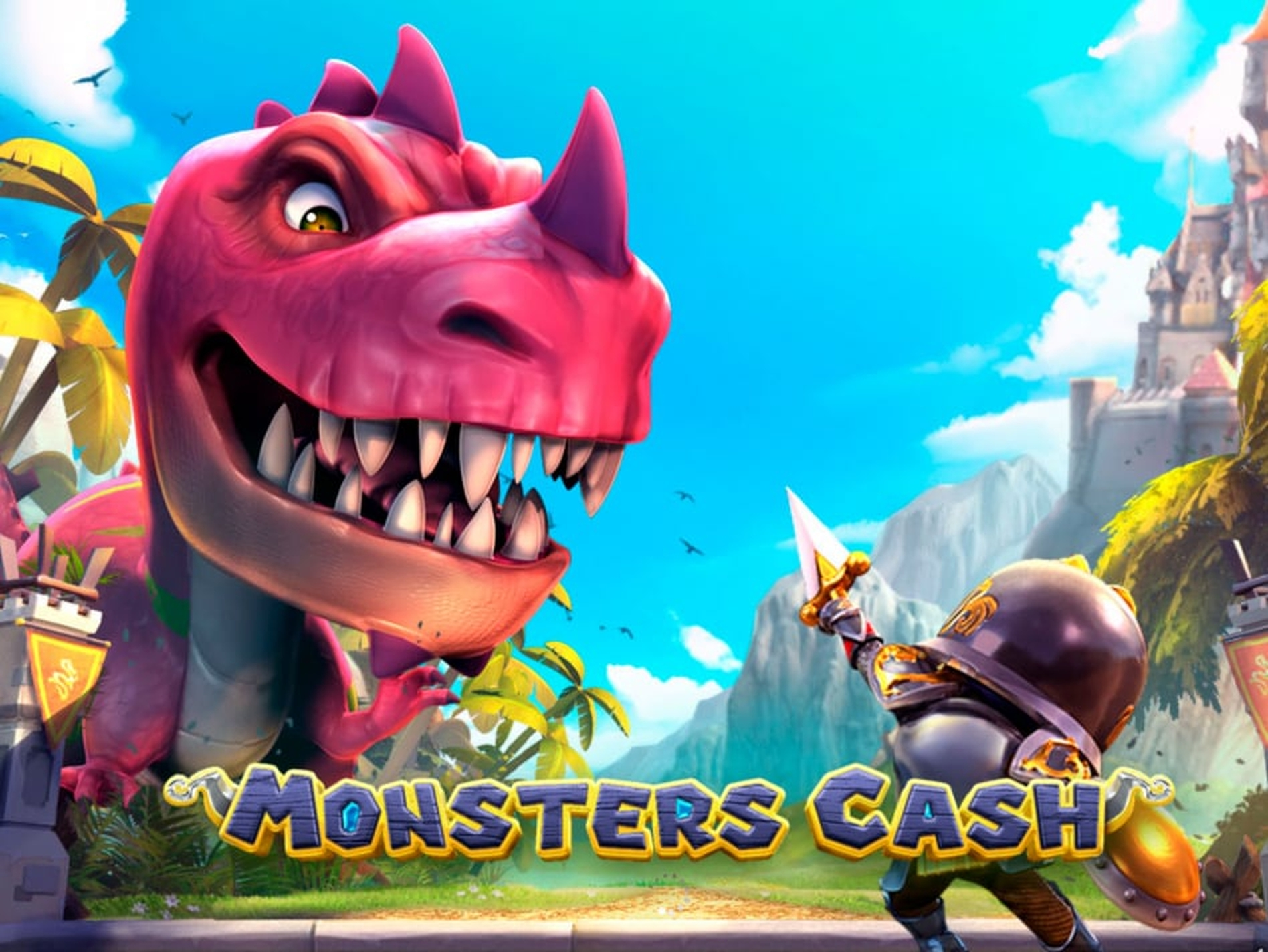 The Monsters Cash Online Slot Demo Game by Gameplay Interactive