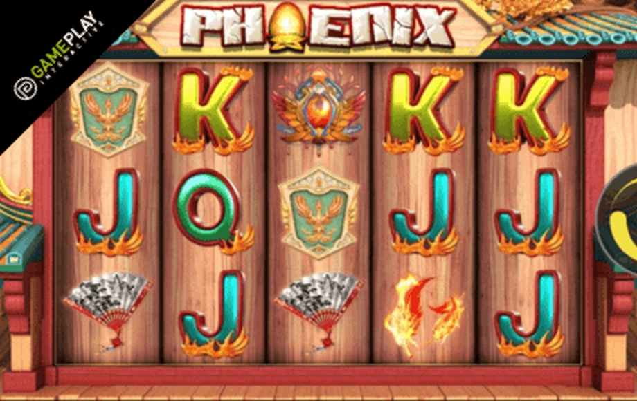 The Phoenix (GamePlay) Online Slot Demo Game by Gameplay Interactive