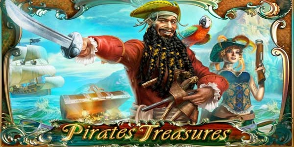 The Pirate's Treasure Online Slot Demo Game by Gameplay Interactive