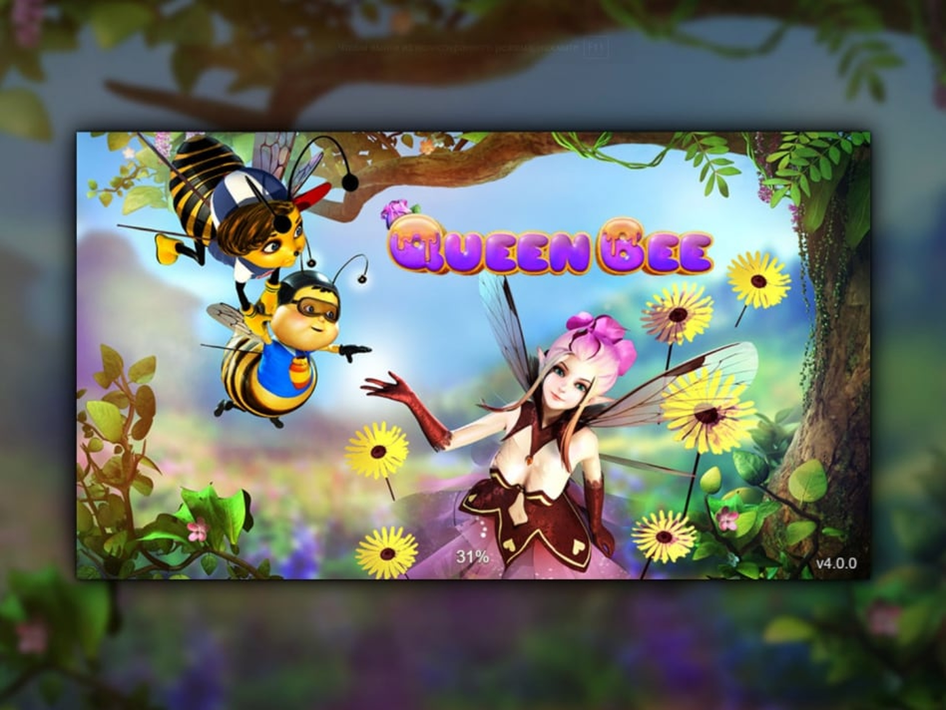 The Queen Bee Online Slot Demo Game by Gameplay Interactive