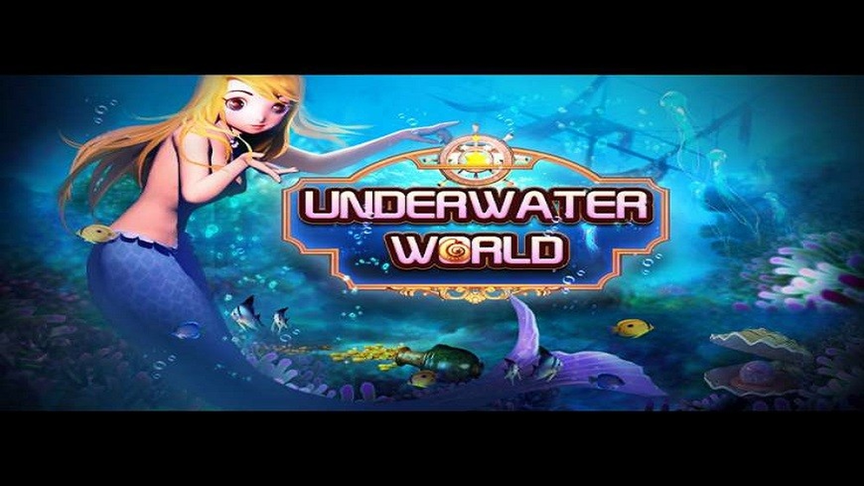 The Underwater World Online Slot Demo Game by Gameplay Interactive