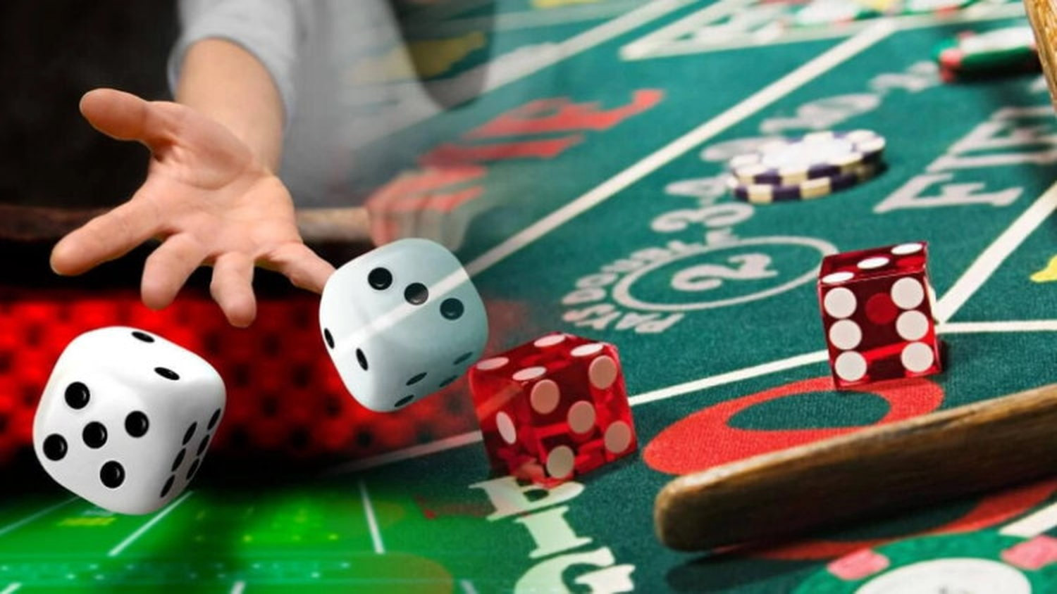 The Craps (GamesOS) Online Slot Demo Game by GamesOS