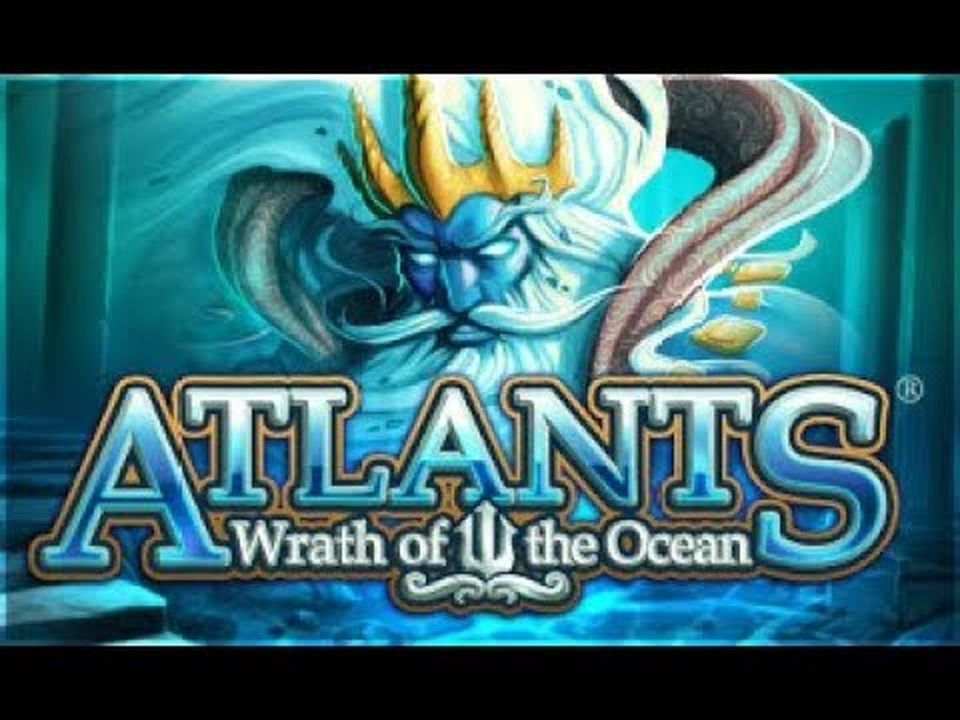 The Atlantis Wrath of the Ocean Online Slot Demo Game by GAMING1