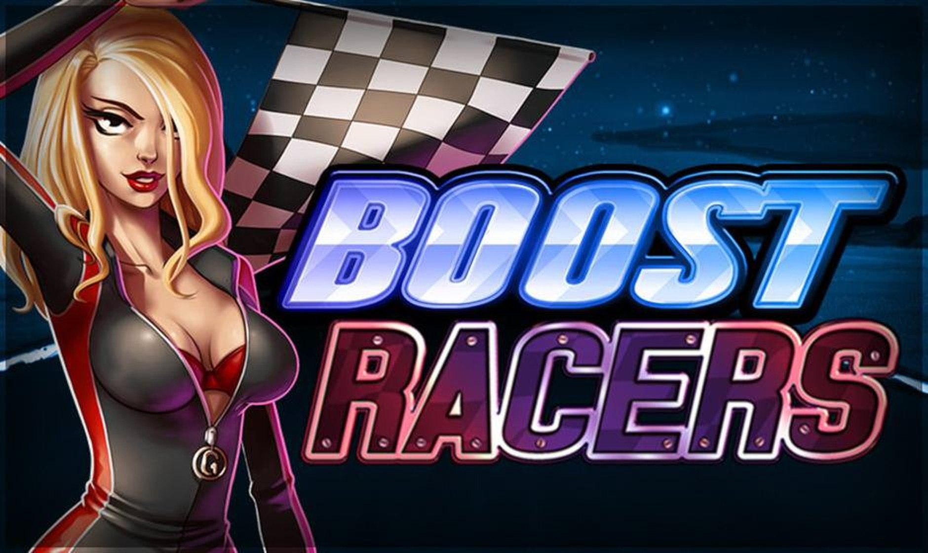 The Boost Racers Online Slot Demo Game by GAMING1