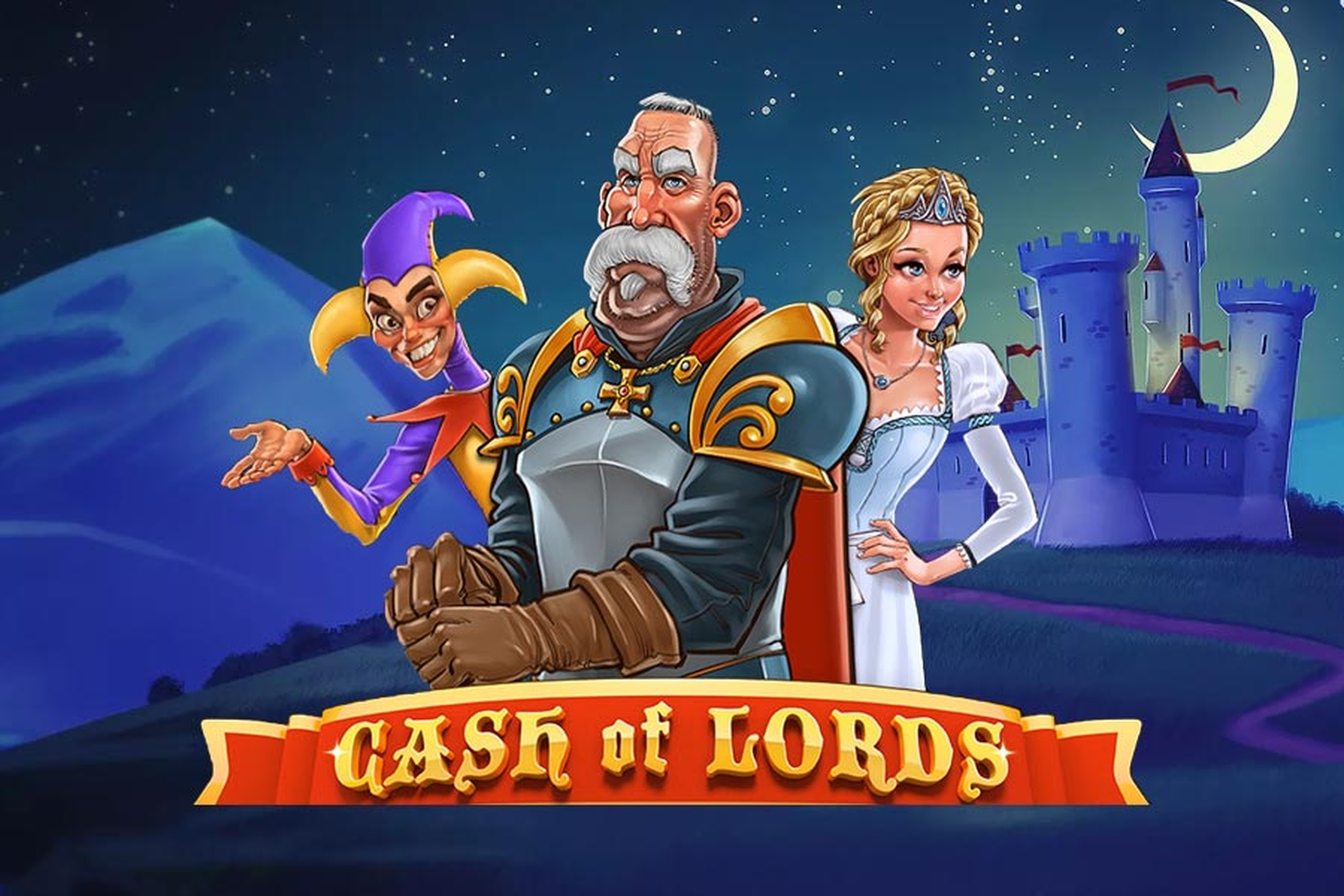 The Cash of Lords Online Slot Demo Game by GAMING1