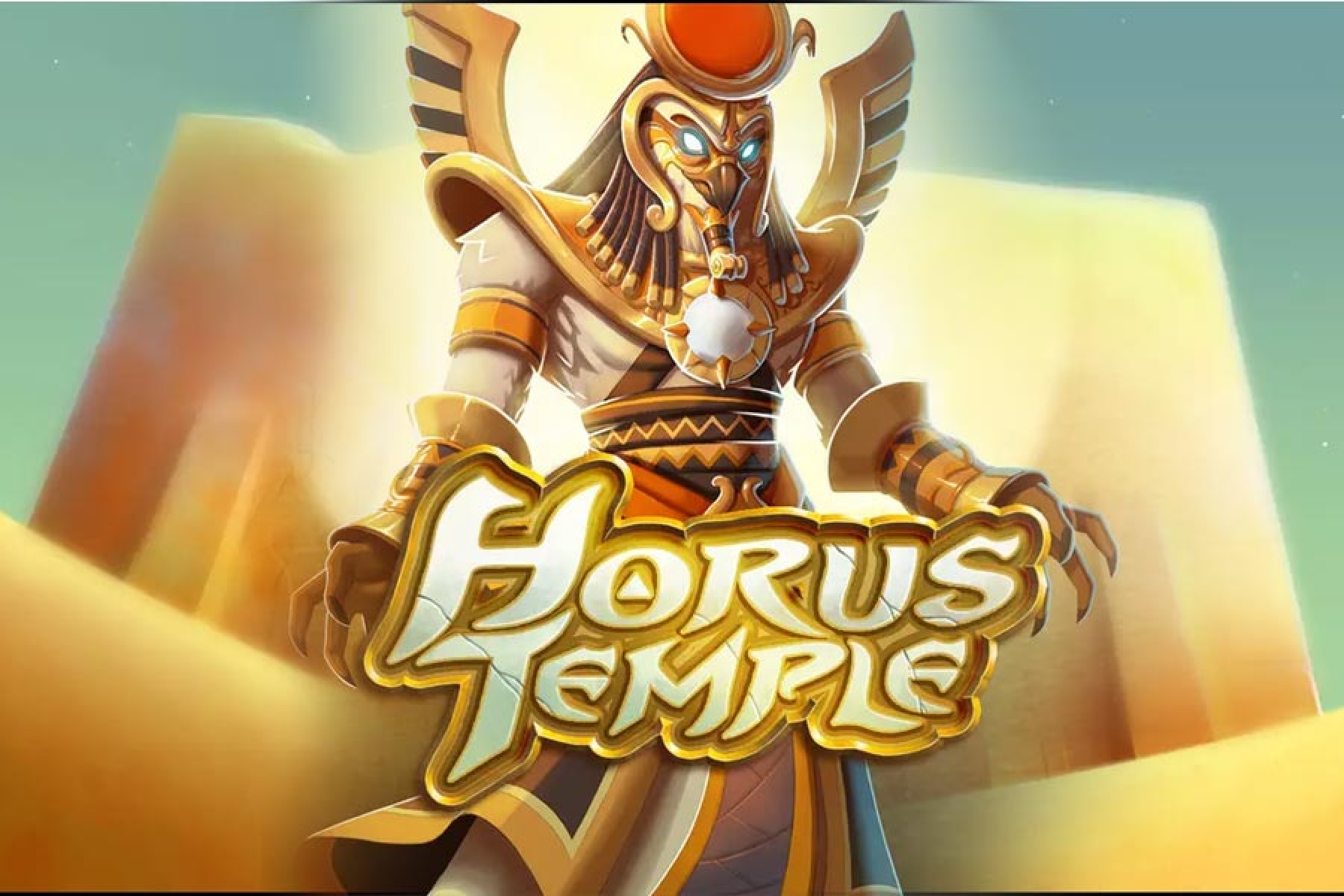 The Horus Temple Online Slot Demo Game by GAMING1