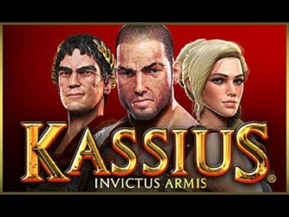 The Kassius Invictus Armis Online Slot Demo Game by GAMING1