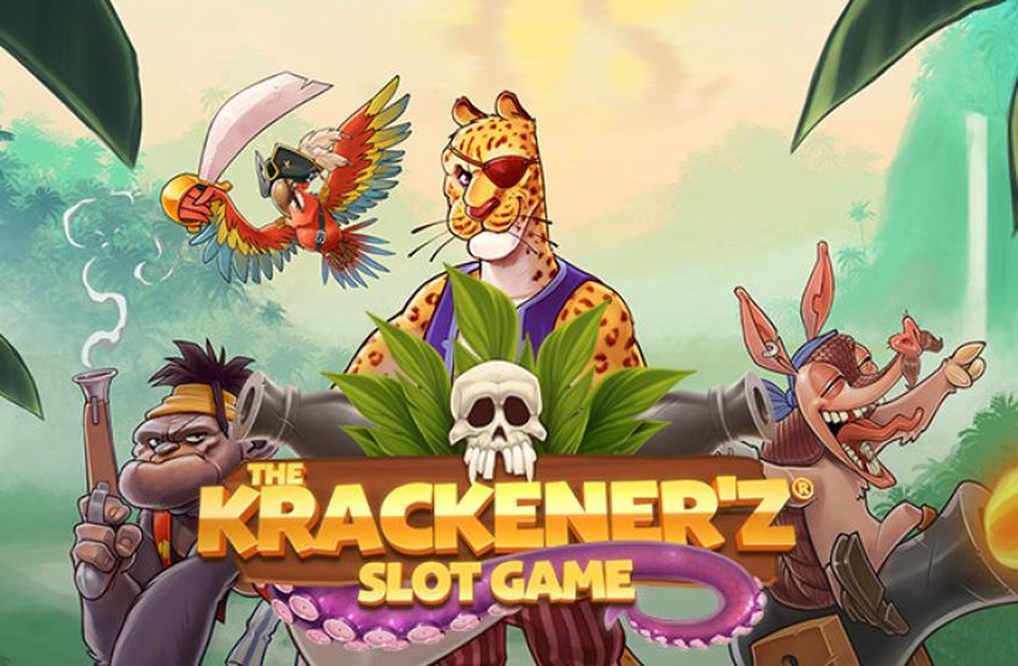 The Krackener'z Online Slot Demo Game by GAMING1