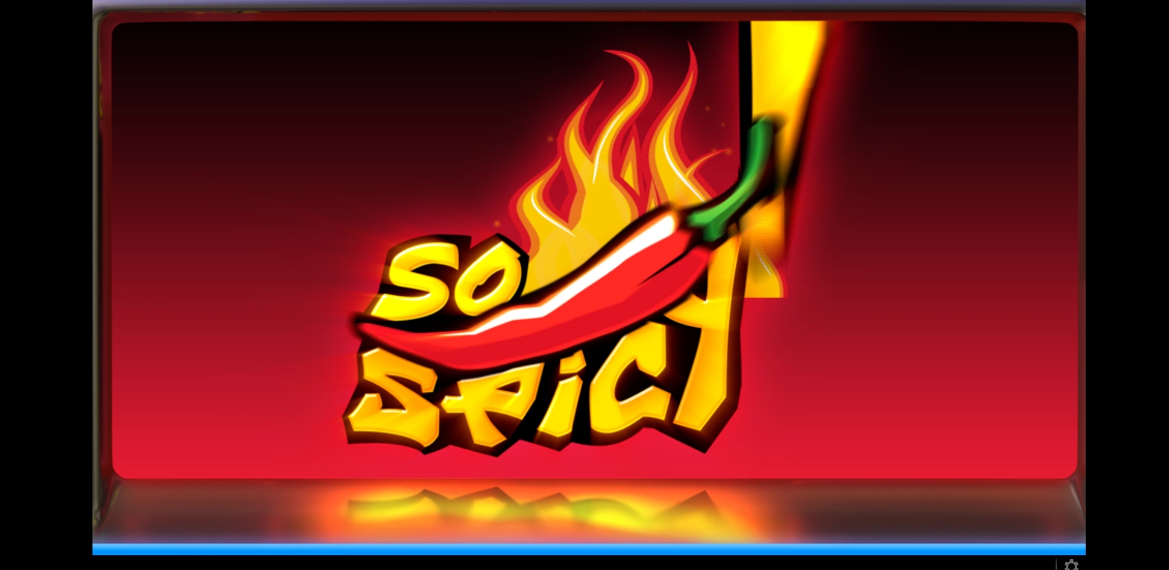 Play So Spicy Free Casino Slot Game by GAMING1