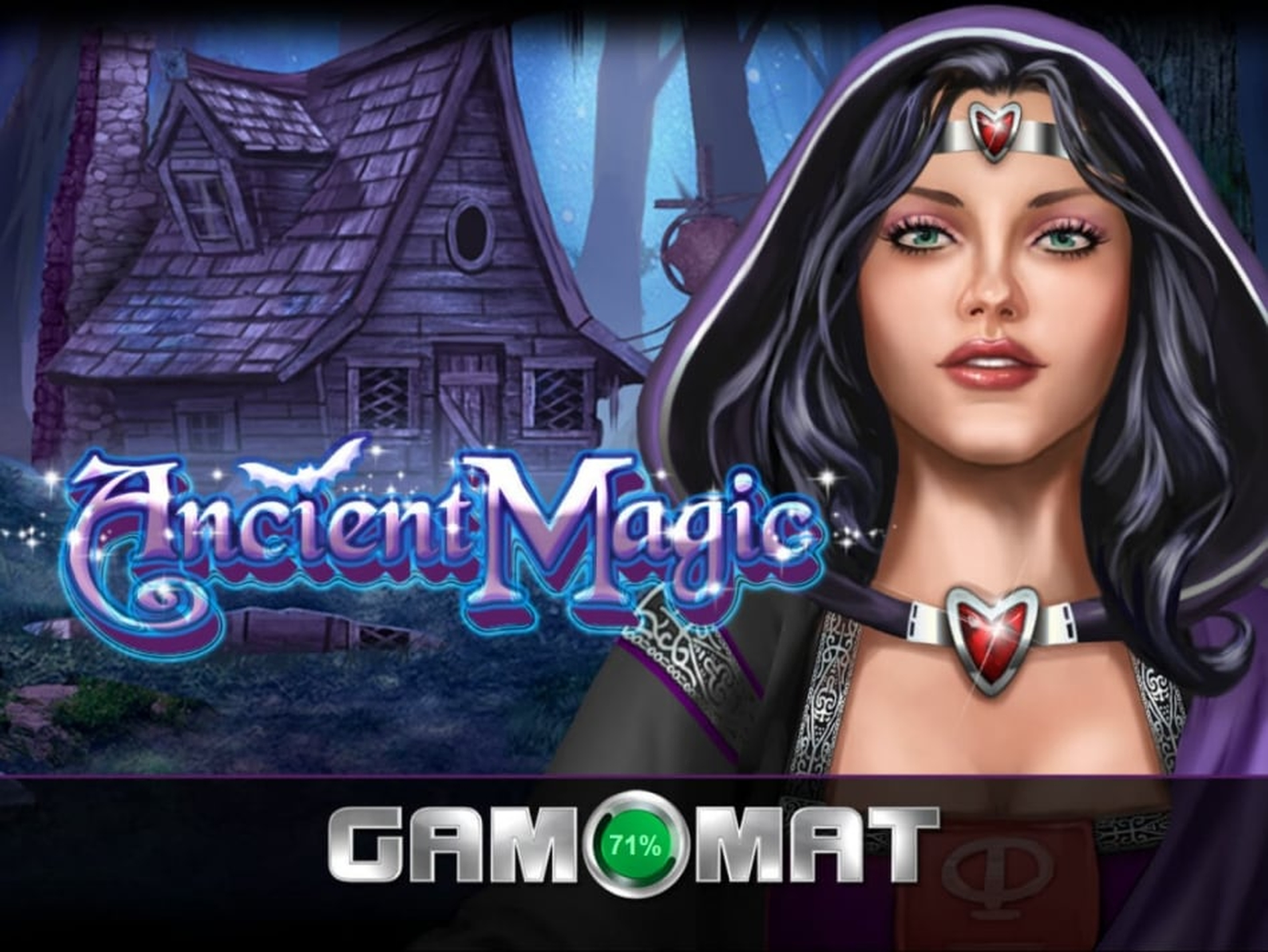 The Ancient Magic Online Slot Demo Game by Gamomat