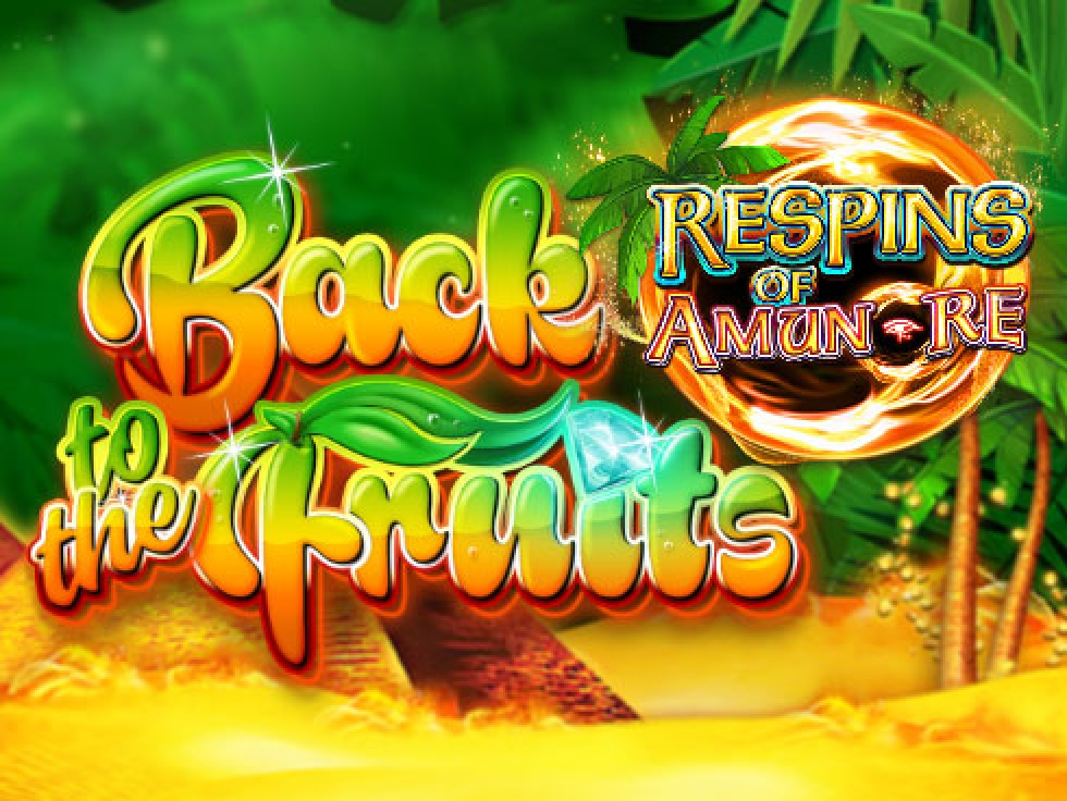 The Back to the Fruits Respins of Amun-Re Online Slot Demo Game by Gamomat
