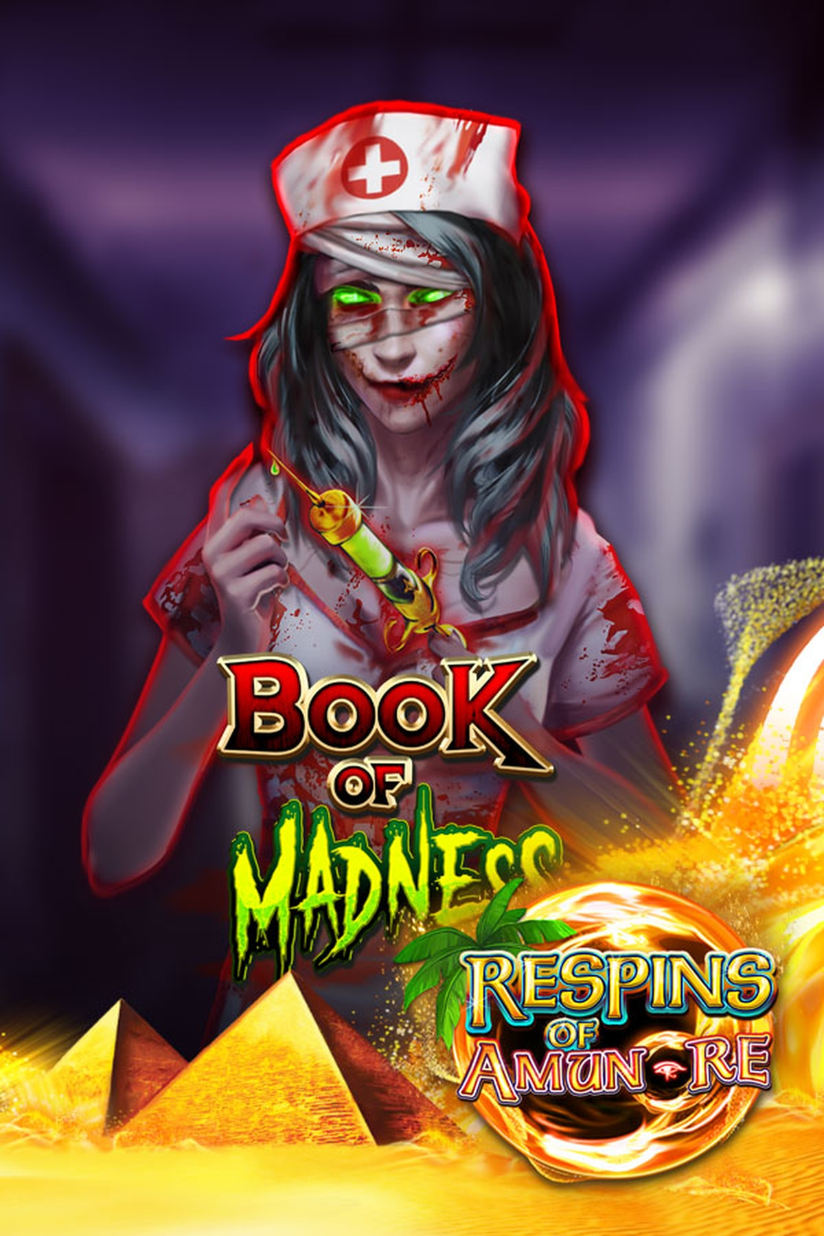 The Book Of Madness Roar Online Slot Demo Game by Gamomat