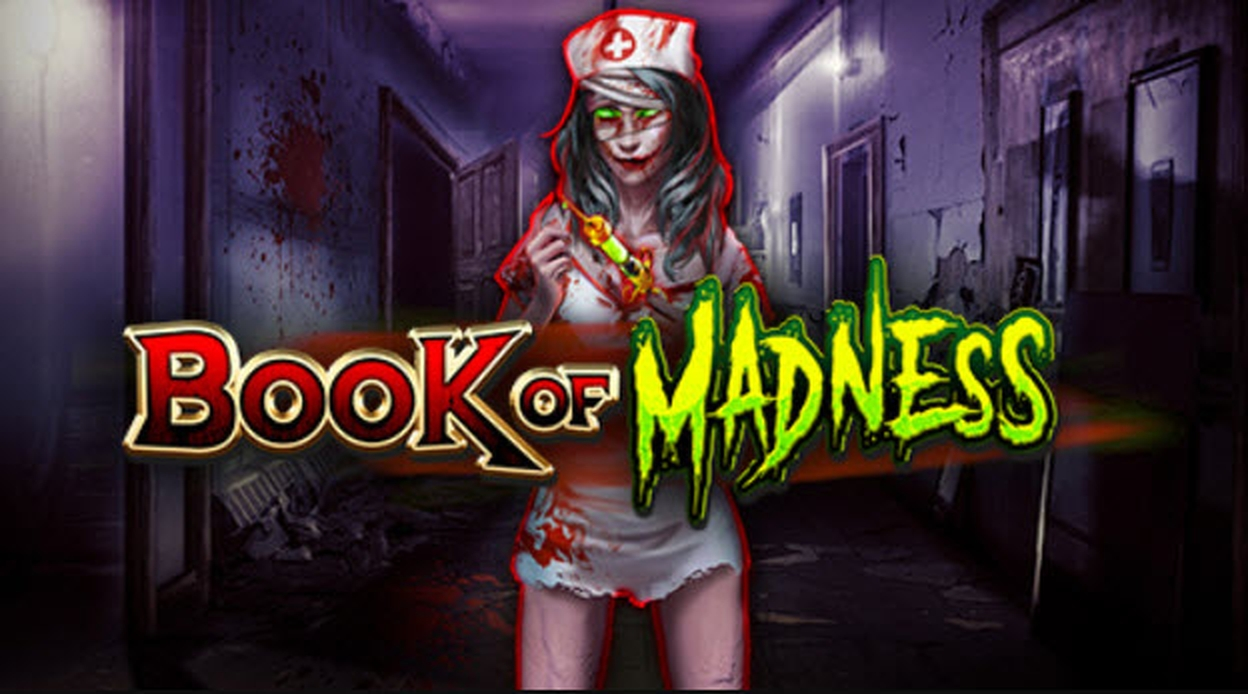 The Book of Madness Online Slot Demo Game by Gamomat