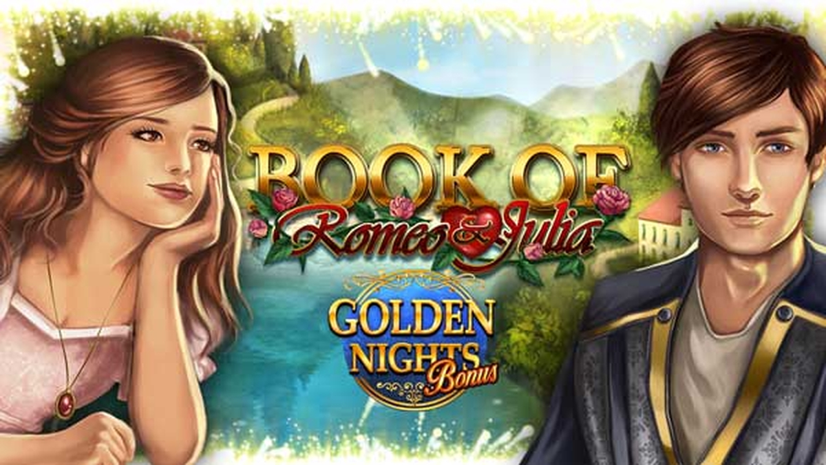 The Book of Romeo & Julia Online Slot Demo Game by Gamomat