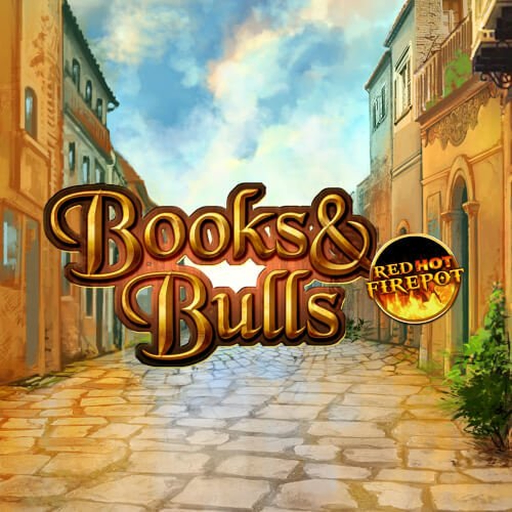 The Books & Bulls RHFP Online Slot Demo Game by Gamomat